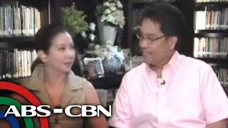 TV Patrol: Korina Sanchez and Mar Roxas a day after wedding of the year