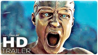 RAISED BY WOLVES Official Trailer (2020) Ridley Scott, Sci-Fi Series HD