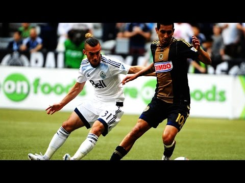 HIGHLIGHTS: Vancouver Whitecaps vs Philadelphia Union | May 9th, 2015