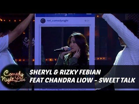 Sheryl  amp  Rizky Febian Feat Chandra Liow   Sweet Talk