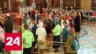 Верующим открыли доступ к мощам Николая Чудотворца