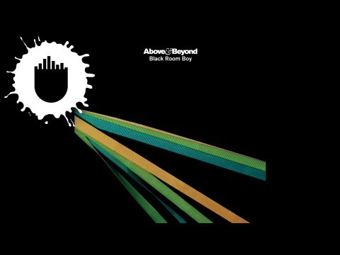 Above & Beyond - Black Room Boy (Above & Beyond Club Edit) (Cover Art)
