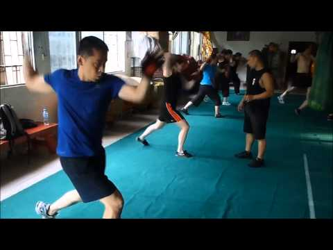training in the birth place of choy lee fut Image 1