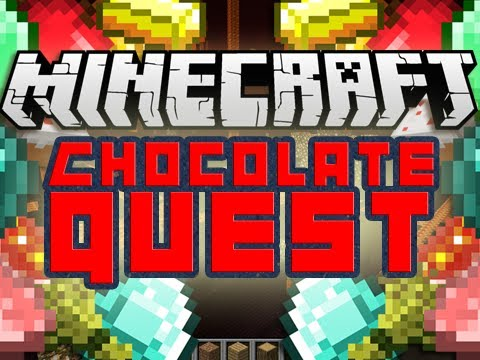 Minecraft Mod | CHOCOLATE QUEST MOD | iPodmail | 1.6.4 | Episode 1058