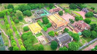 Đại Nội Kinh Thành Huế - Imperial City, Hue (Flycam) - CHECKIN VN