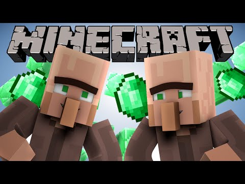 Why Villagers Have Green Eyes - Minecraft