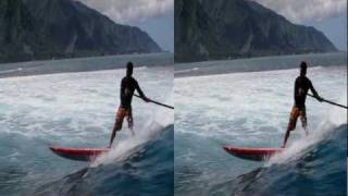 Samsung DEMO 2012 3D - Ultimate Wave [FULLHD; AnamorphStereo]