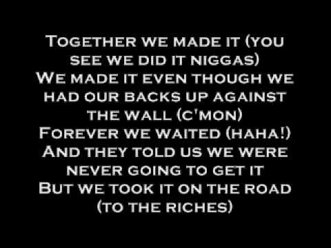 Busta Rhymes feat Linkin Park  We Made It lyrics