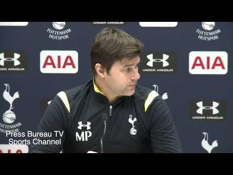 Mauricio Pochettino pre Sheffield vs Tottenham