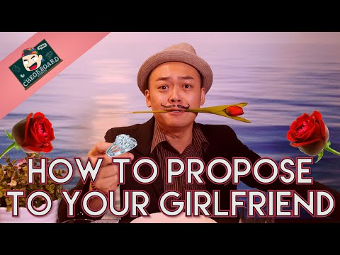 How To Propose To Your Girlfriend video