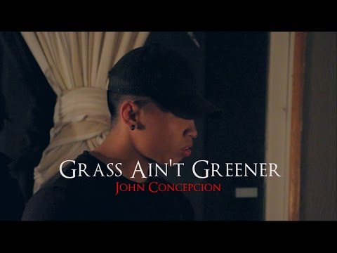 Chris Brown - Grass Ain't Greener (Cover By John Concepcion) @ChrisBrown
