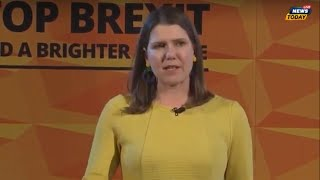 ||LIVE UK|| Lib Dem leader Jo Swinson on the election campaign trail