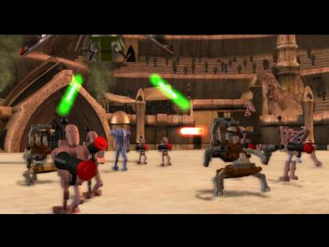 Let's Play Lego Star Wars: The Complete Saga - Episode 2 Super Story Part 4 of 5