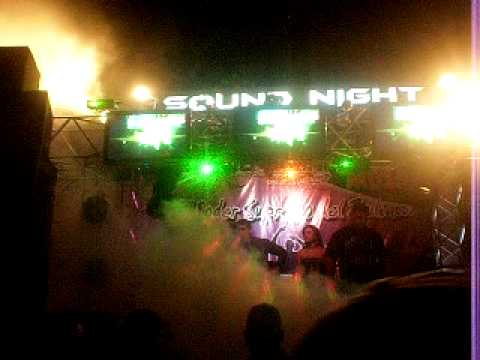 Miniteca Sound Night en guerra con la Mosca