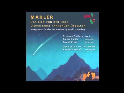 """Gustav Mahler (arr Schönberg) """"Der Trunkene im Frühling"""" from Das Lied von der Erde"""