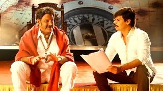 Dammu - Legend Movie Making - Balakrishna, Boyapati, DSP - Exclusive