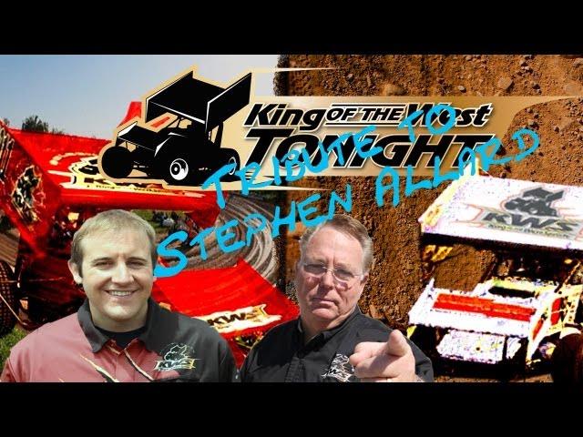 """Tribute to Stephen Allard"" KWS Tonight Webcast S3 E03"