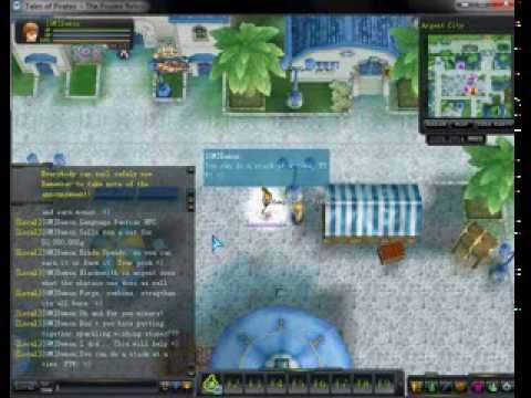 Twilight Sea Online Preview Video TOP/PKO
