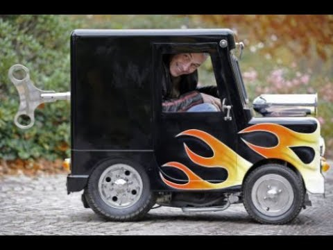 12 Vehicles that will Amaze You
