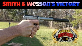 Smith & Wesson SW22 Victory Pistol