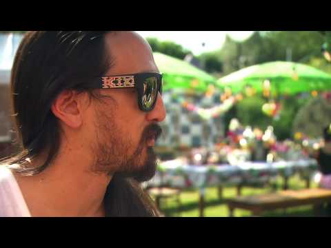 Tomorrowland 2014 | Interview Steve Aoki video