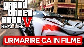 Urmarire ca in FILME! GTA Real Life (LIVE)