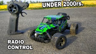 Best RC Car Under 2000rs. Unboxing and Let's Play