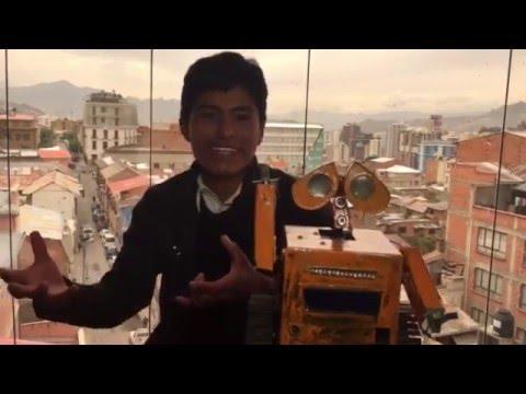 Idea Para El Proyecto De Robot Educador