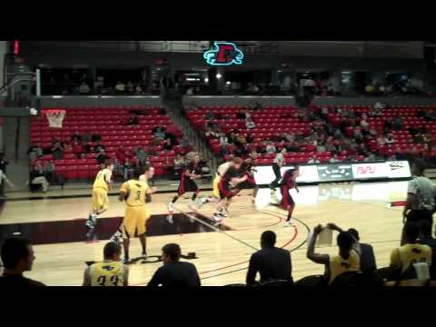 Drury Panthers Defeat Webster 96-72 At The O'Reilly Family Event Center