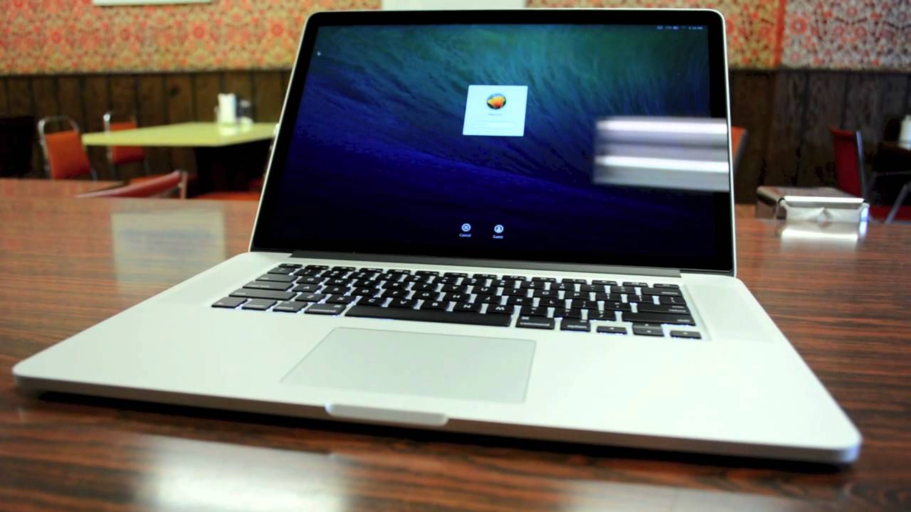 early   retina macbook pro unboxing initial review youtube
