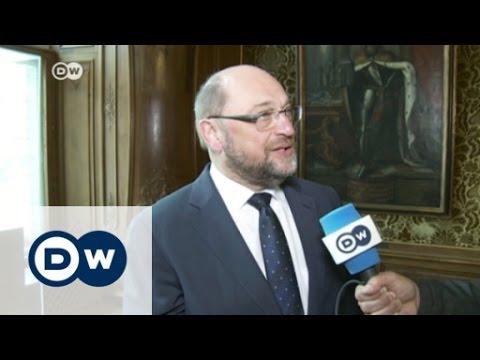 EU's Schulz on Pope's migration message | DW News