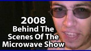 Behind The Scenes Of The Microwave Show!
