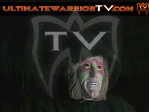Ultimate Warrior Video #5: Hulk Hogan