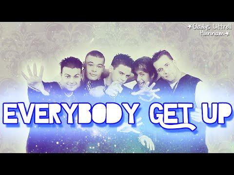 Everybody get up- Five (Subtitulos en español)