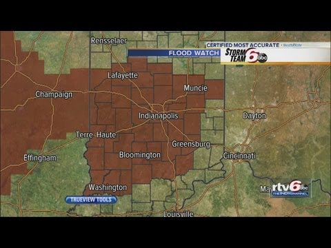 Indianapolis Weather: Cooler With Rain Possible Friday, Says