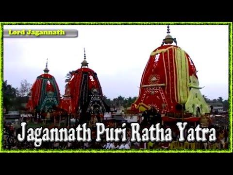 PURI JAGANNATH RATHA YATRA IN ENGLISH