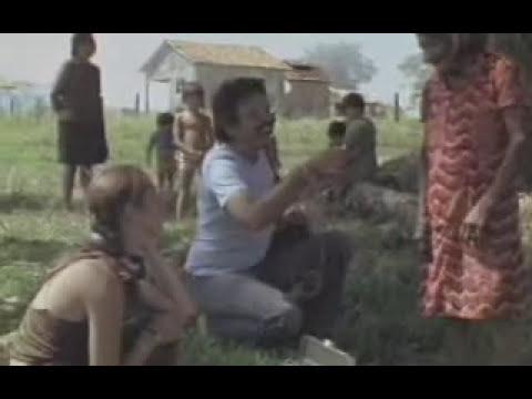 Cena Mágica, O diálogo de uma índia Oti-Xavante  e um gravador: Emocionante