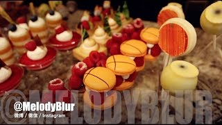 MelodyBlur Vlog-拉斯维加斯最贵的自助餐?Sterling Brunch Buffet in Las Vegas