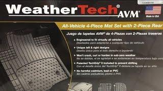 Costco WeatherTech Floor Mats - Long Term Review