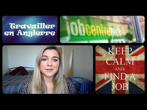 Travailler en Angleterre
