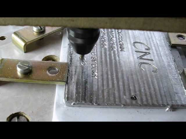How to make a CNC milling machine from scratch