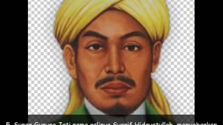 PROSES MASUK DAN BERKEMBANGNYA AGAMA DAN KEBUDAYAAN ISLAM DI INDONESIA
