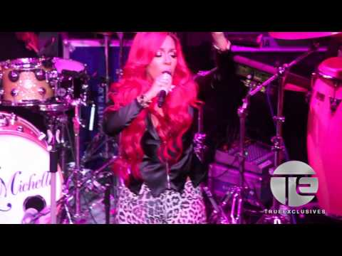 K. Michelle Goes Off On Stage can't Raise A Man At Spotlight Live In Nyc video