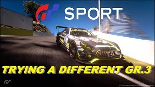 GT Sport 1st Drive The Mercedes AMG GT3 Plus In Depth Bathurst Track Guide