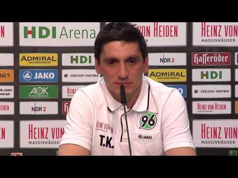 Tayfun Korkut nennt seine Jäger des FC Bayern München | Hannover 96 - FC Schalke 04