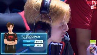 GameTV vs TTN Bé Chanh cầm Murad hủy diệt Kinas và đồng đội