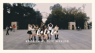 [KPOP IN PUBLIC MEXICO] (G)I-DLE - LATATA (remix) Dance cover by A-Class