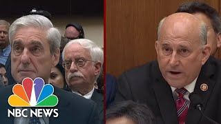 Robert Mueller Questioned By Louie Gohmert On Relationship With Comey And Strzok | NBC News