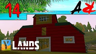 Ylands Ep14 - Learning How To Paint (Survival/Crafting/Exploration/Sandbox Game)