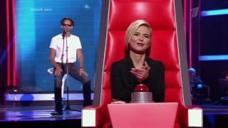 Download Lagu The Voice Russia - Tears in Heaven (Judge Fail) Gratis STAFABAND